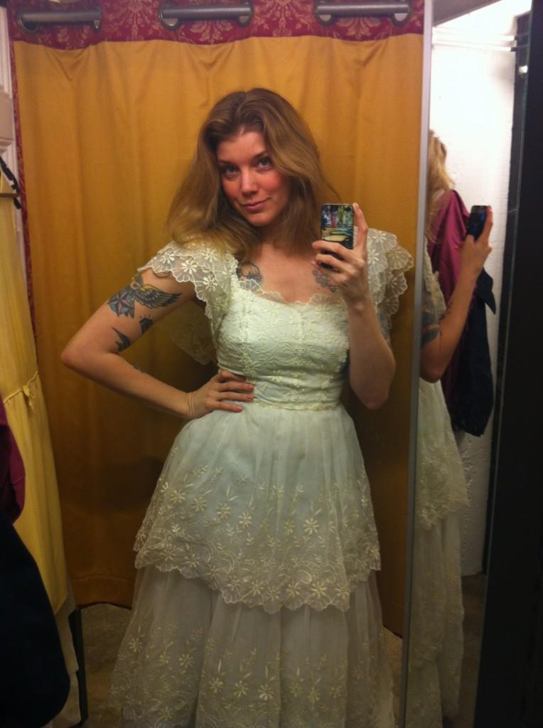 Topp 10 provade klänningar på Beyond retro 2012 ce1e24f80a28e