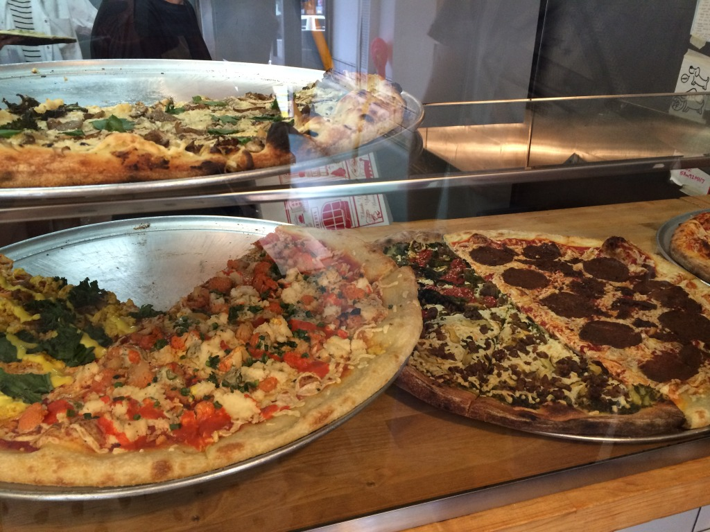 Screamer's Pizzeria vegan helalf.se