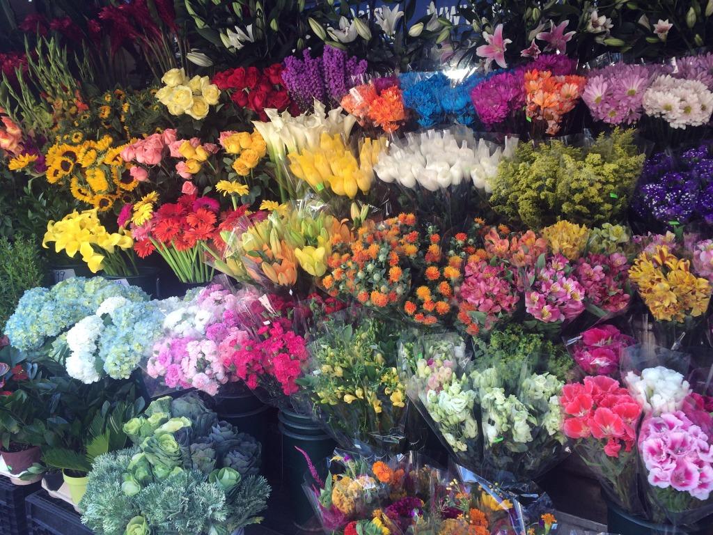 Blombutik New York helalf.se