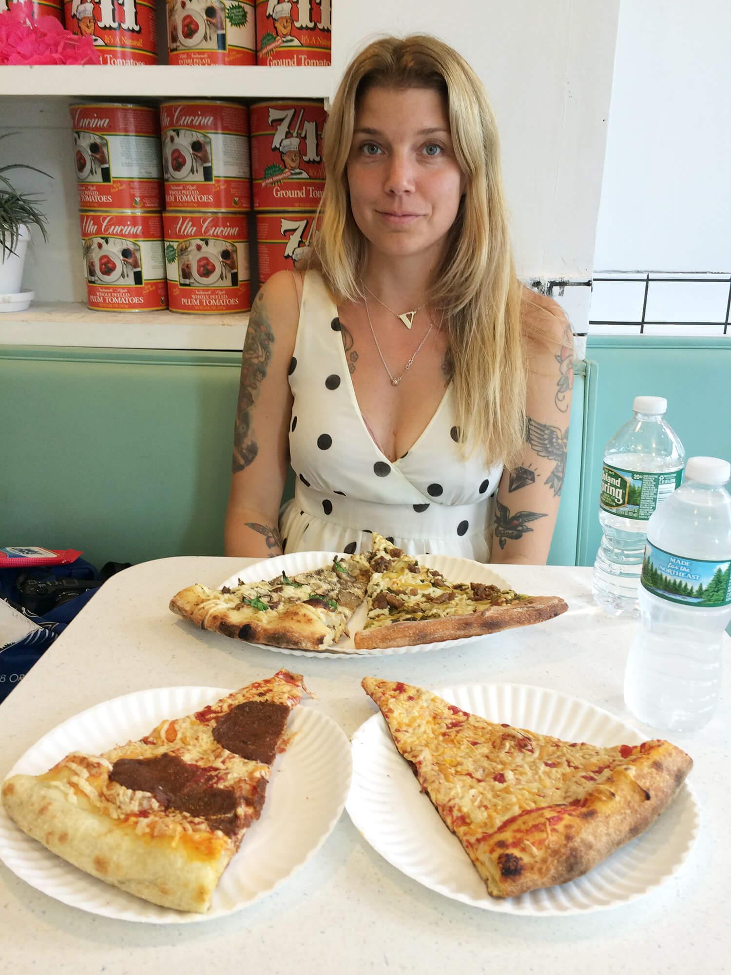 Screamer's Pizzeria vegan helalf.se