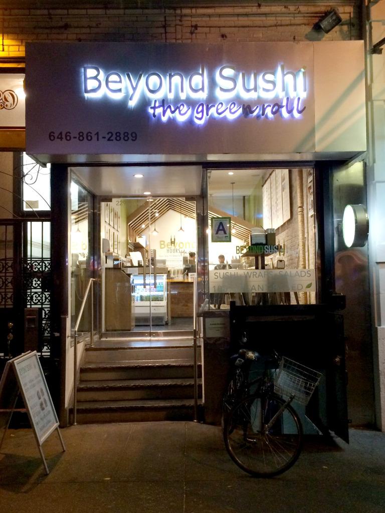 Beyond sushi vegan helalf.se
