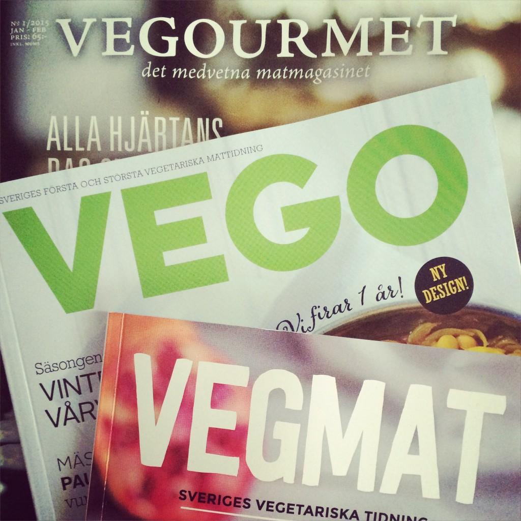 Veganska tidningar