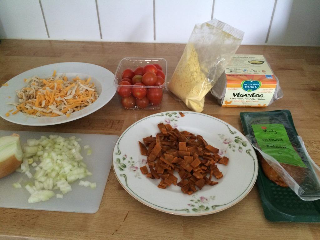 VeganEgg helalf.se