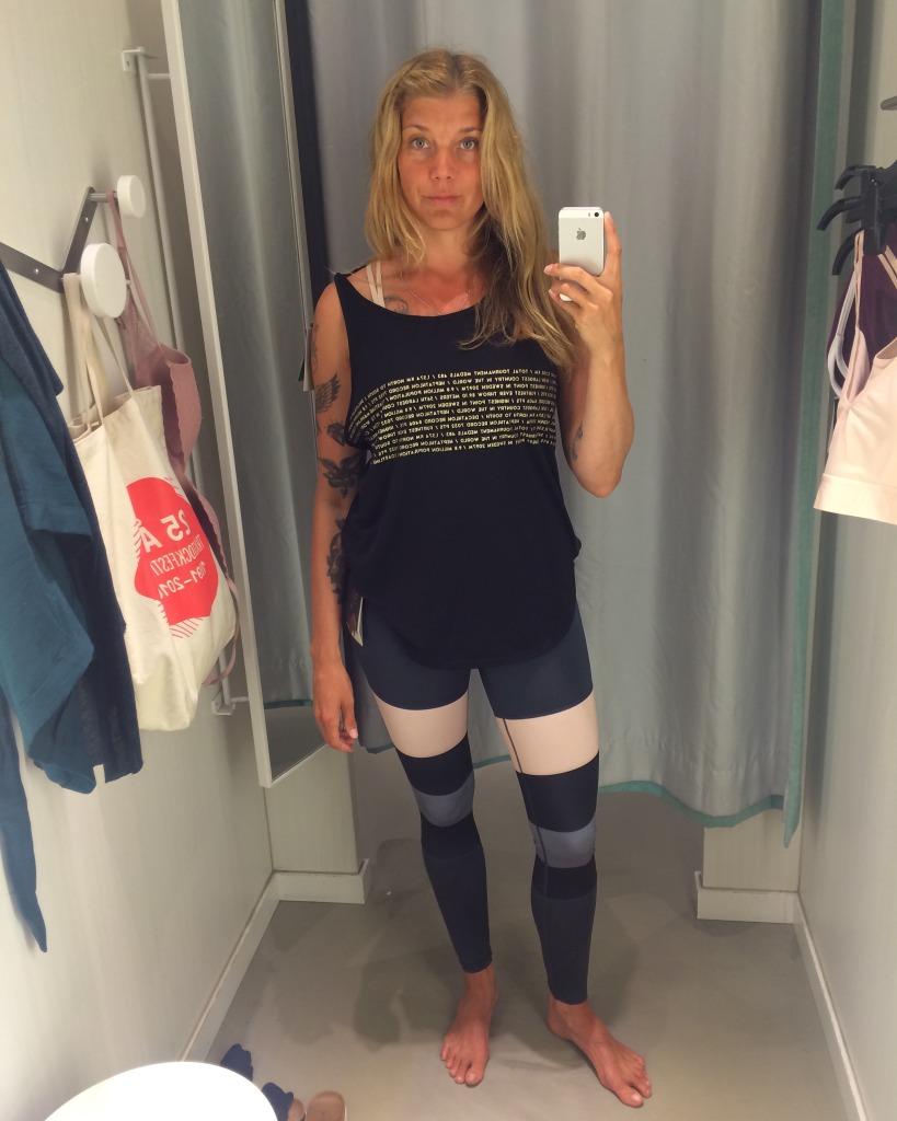HM träningskläder helalf.se