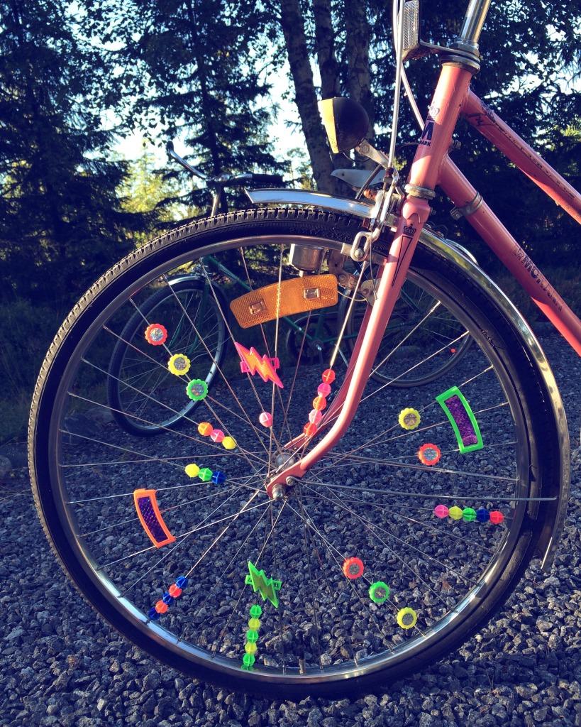 Pimpad cykel helalf.se