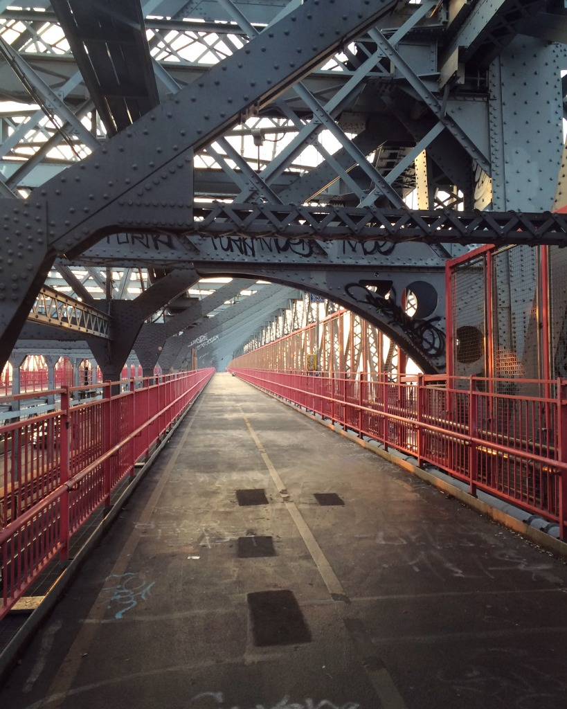 Williamsburg bridge helalf.se