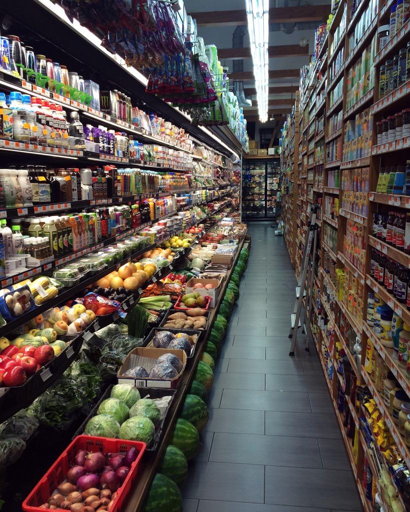 Livsmedelsbutik New York helalf.se