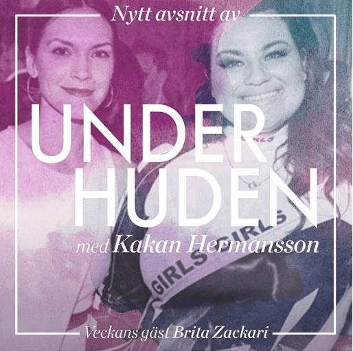 Under huden: Brita Zackari