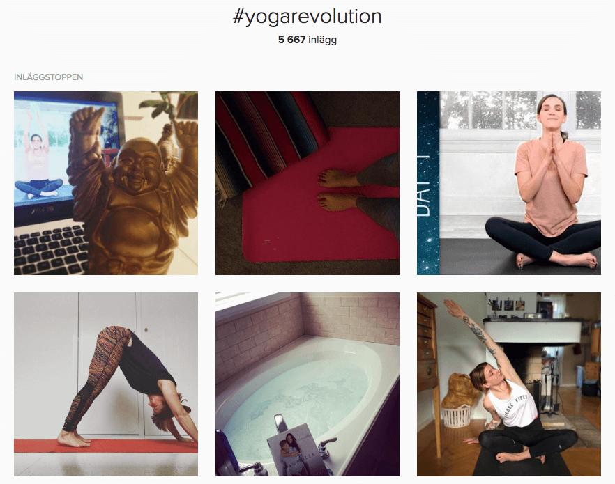 #yogarevolution helalf.se