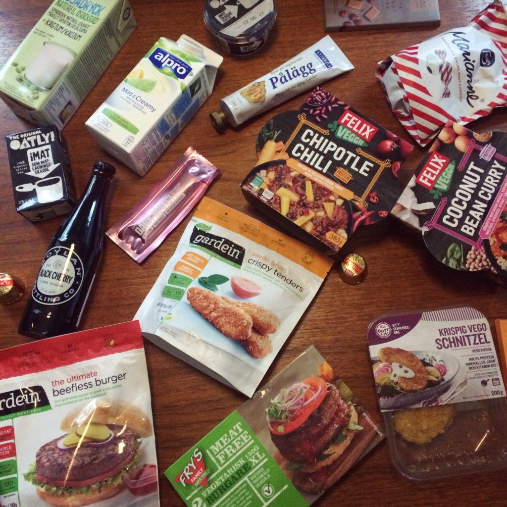 Vad veganer äter helalf.se