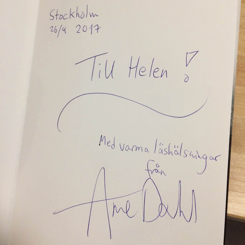 Arne Dahl helalf.se